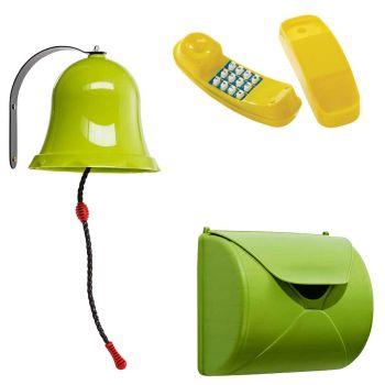 """Plastic accessoires """"Huis"""" voor speeltoren – Soulet"""