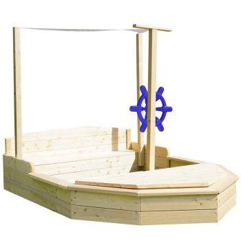 Cajón de Arena Barco