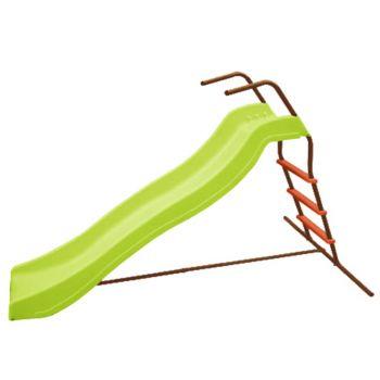 Glijbaan met stalen onderstel - Hoogte 83,5 cm; lengte 1,73 cm