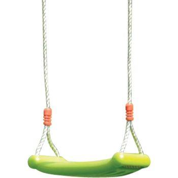 Balançoire en plastique verte (agrès) - Soulet