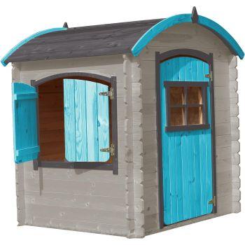 Cabaña pequeña de madera para dos niños - Patty