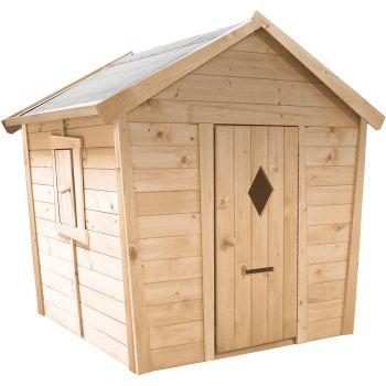 Cabane en bois originale pour enfant - Pauline
